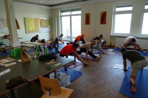 AEROLETIC BodenYoga 100 April 2018 in Mainz-P1000300