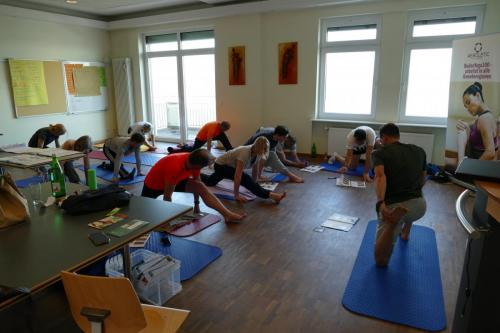 AEROLETIC BodenYoga 100 April 2018 in Mainz-P1000301