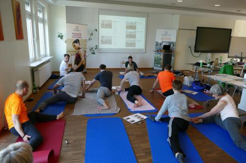 AEROLETIC BodenYoga 100 April 2018 in Mainz-P1000304