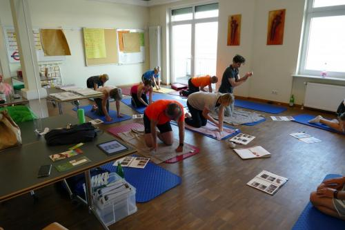 AEROLETIC BodenYoga 100 April 2018 in Mainz-P1000308