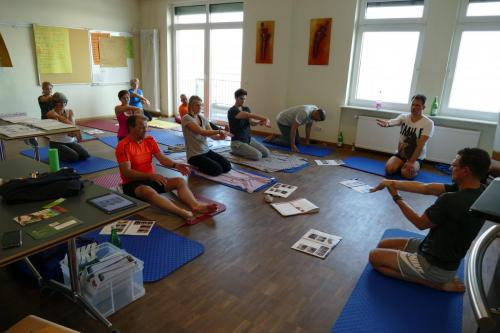 AEROLETIC BodenYoga 100 April 2018 in Mainz-P1000309