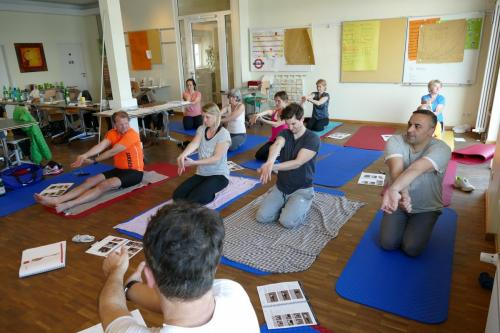 AEROLETIC BodenYoga 100 April 2018 in Mainz-P1000311