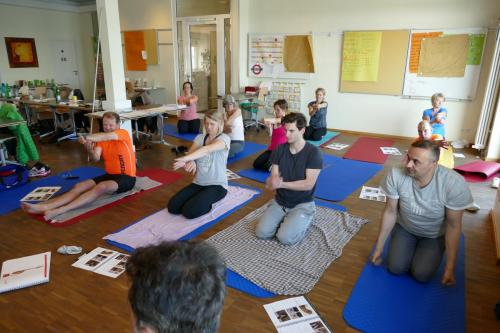 AEROLETIC BodenYoga 100 April 2018 in Mainz-P1000320