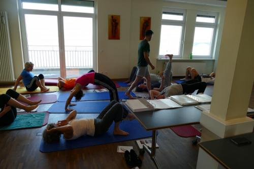 AEROLETIC BodenYoga 100 April 2018 in Mainz-P1000327