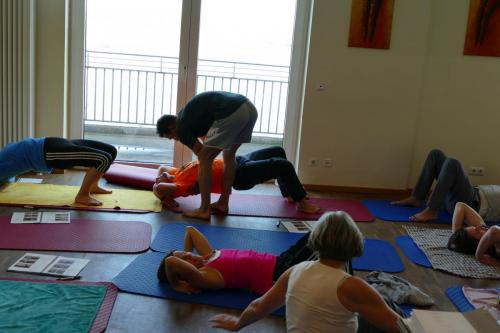 AEROLETIC BodenYoga 100 April 2018 in Mainz-P1000331