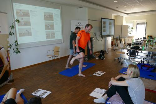 AEROLETIC BodenYoga 100 April 2018 in Mainz-P1000338