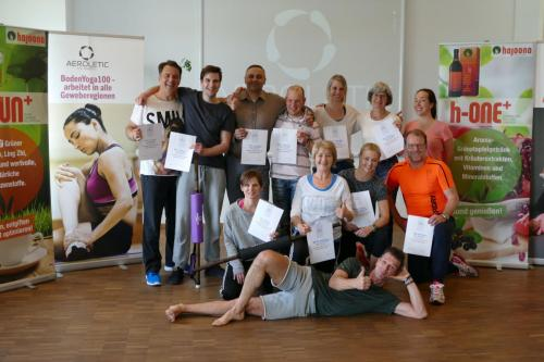AEROLETIC BodenYoga 100 April 2018 in Mainz-P1000348